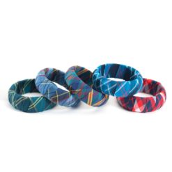 Air Force Marines Navy Army Coast Guard All Military Tartan Bracelet