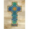 Celtic Cross Illuminated Print