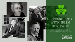 US Irish Presidents Banner