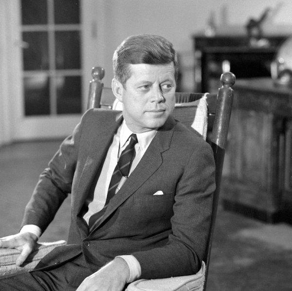 JFK John Fitzgerald Kennedy A Conversation wiith JFK