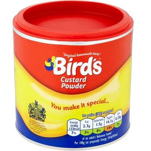 Bird's Custard Mix