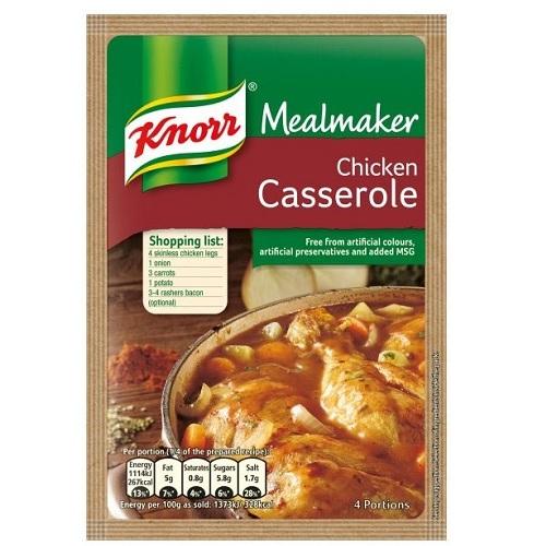 Knorr Chicken Casserole Mix