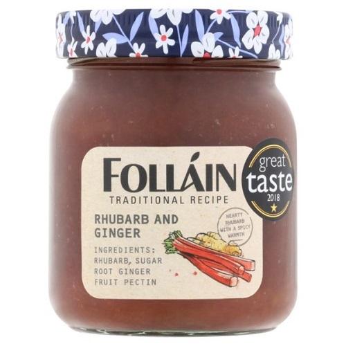 Follain Rhubarb and Ginger Jam