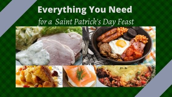 Saint Patricks Day Feast