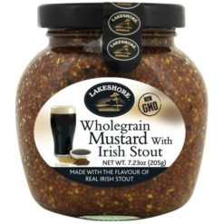Lakeshore Irish Stout Mustard