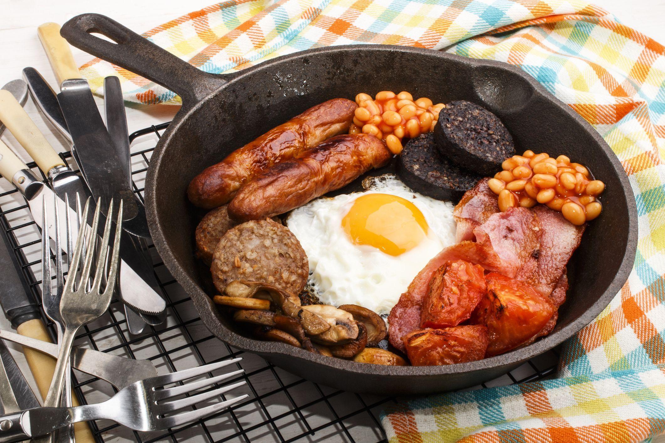Full Irish Breakfast Irish Central