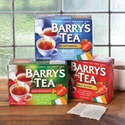 Teas and Drinks