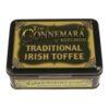 Connemara Kitchen Toffee in a decorative tin