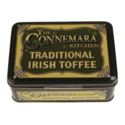 Connemara Kitchen Toffee in a decorative tin
