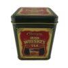Connemara Kitchen Whiskey Flavored Tea in a decorative tin