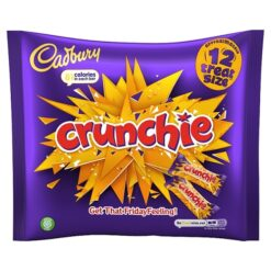 Crunchie Treat Size