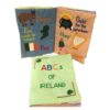 ABCs of Ireland soft book for wee ones