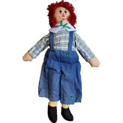Irish Raggedy Andy Plush Toy