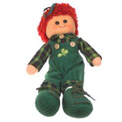 Connemara Marble Rory Rag Doll Toy