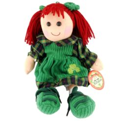 Connemara Marble Roisin Rag Doll Toy