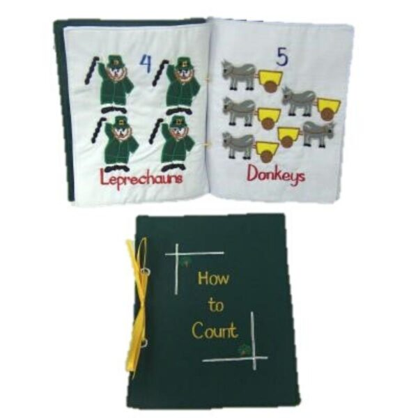 How to Count with Irish cultural items