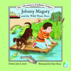Johnny Magory and the Wild Water Race Cover
