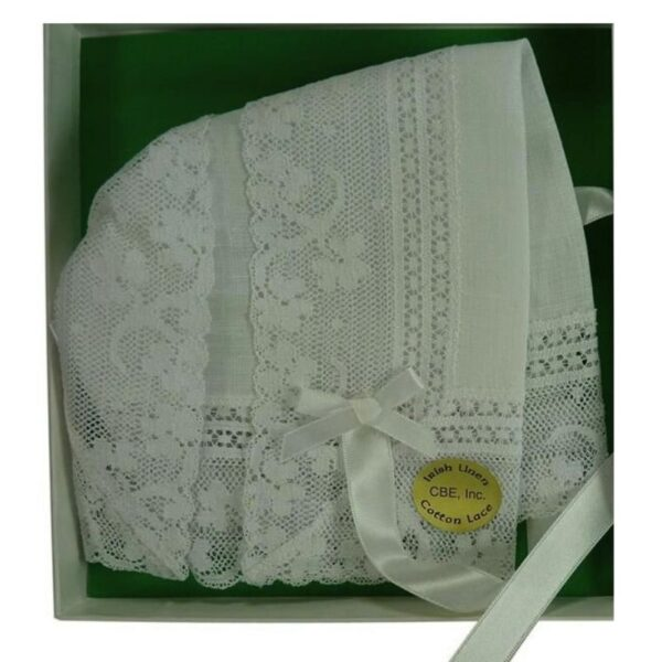 Irish Linen Magic Bonnet