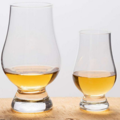 Glencairn Whisky Glass and Wee Glencairn Whisky Glass