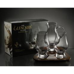 Glencairn Whisky Flight Tray Set
