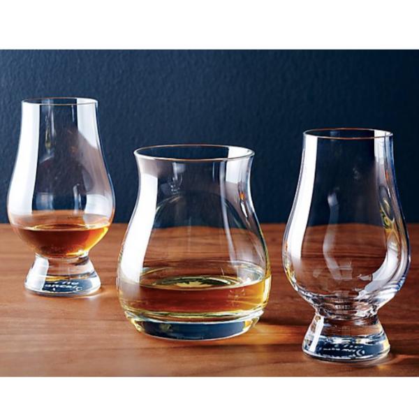 10oz Glencairn Mixer Glass Comparison