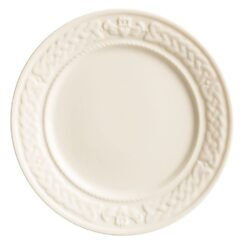 Belleek China Claddagh 9 inch Accent Plate