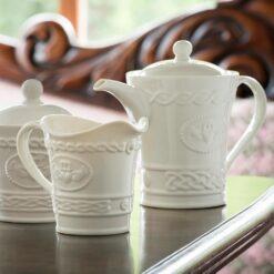Belleek China Tea Accessories
