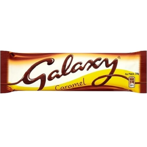 Galaxy Caramel Bar