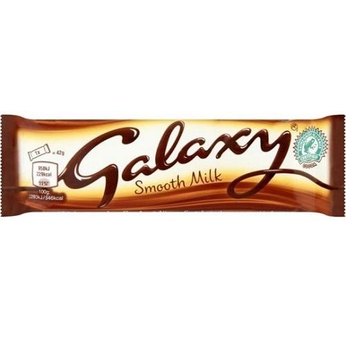 Galaxy Milk Chocolate Bar